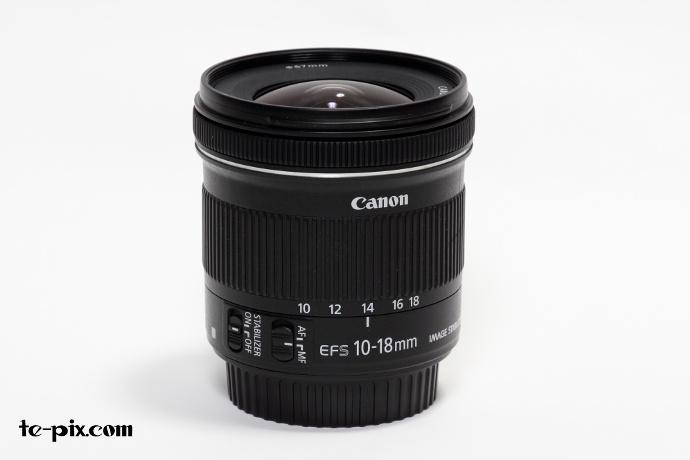EF-S10-18mm