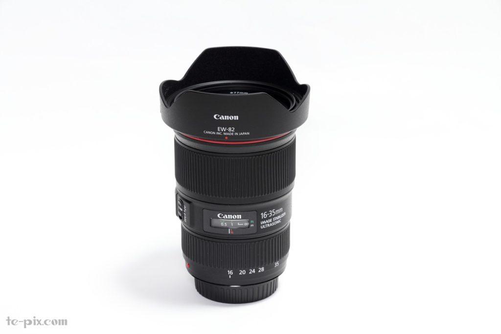 EF16-35mm F4L IS USMフード