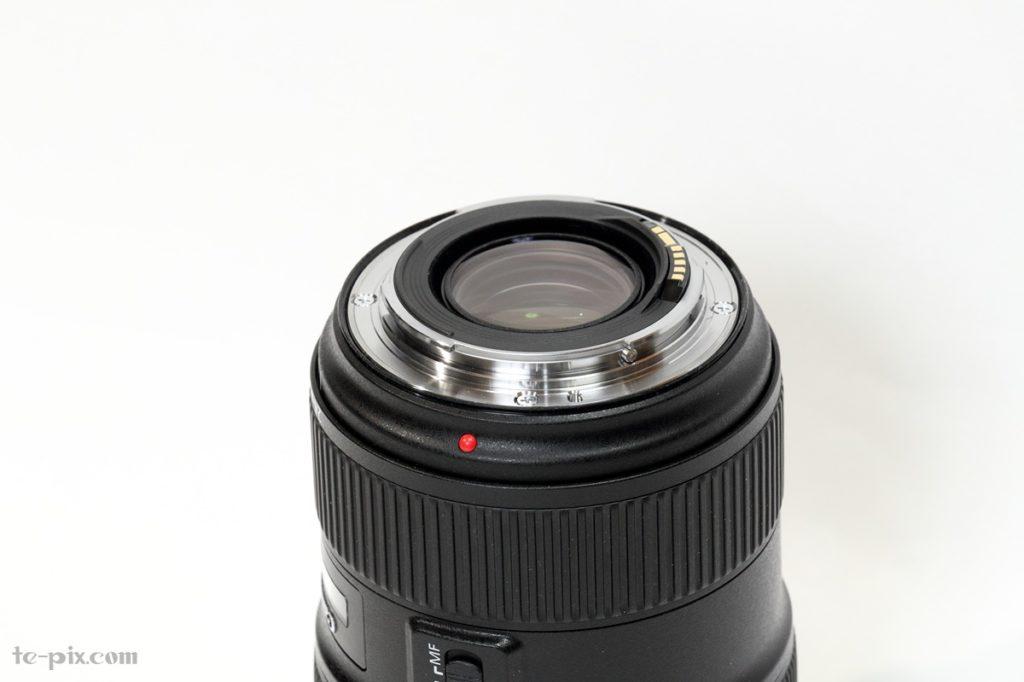 EF24-70mm F2.8L II USMシーリング