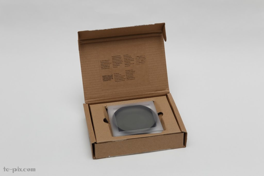 Amazon-PLフィルターのフラストレーション・フリー・パッケージ