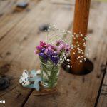 知人の結婚式と周辺減光