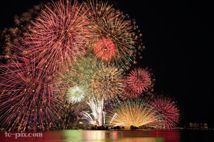 水郷祭花火3