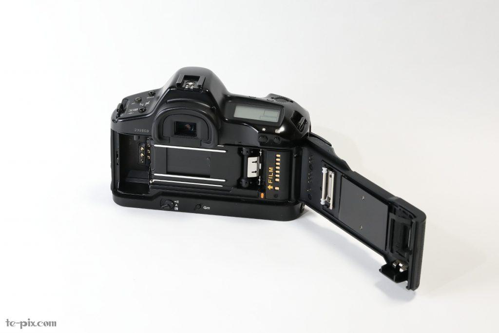 EOS-1Nのフィルムボックス