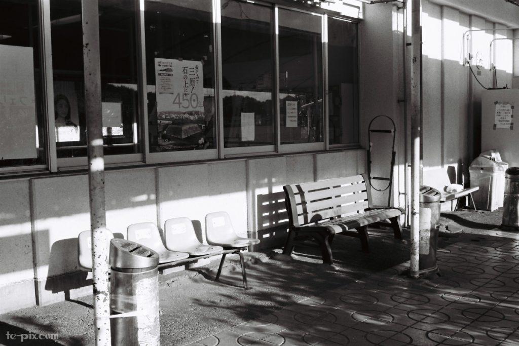 富士フイルムのモノクロフィルムACROS100の作例写真