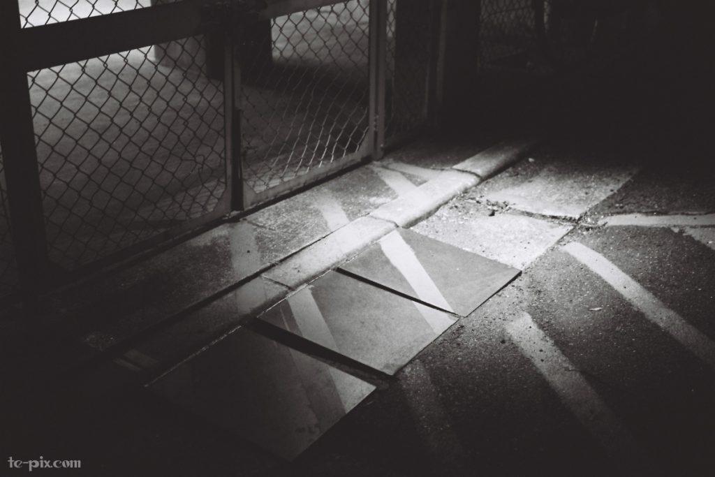 富士フイルムのモノクロフィルムACROS100の作例写真「グラデーション」