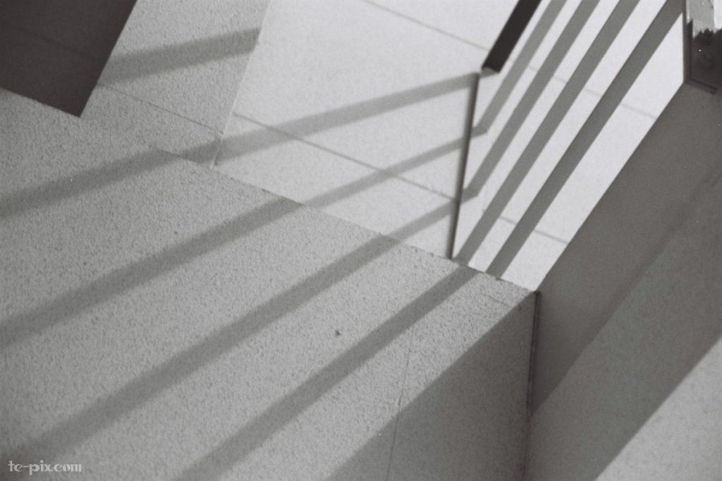 富士フイルムのモノクロフィルムACROS100の作例写真「形」