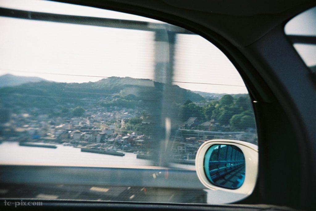 大人の科学二眼レフカメラの作例