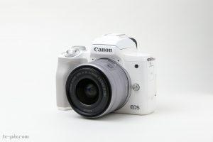 Canon EOS Kiss Mの外観