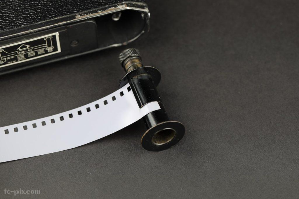 IV Sb改のフィルム装填方法